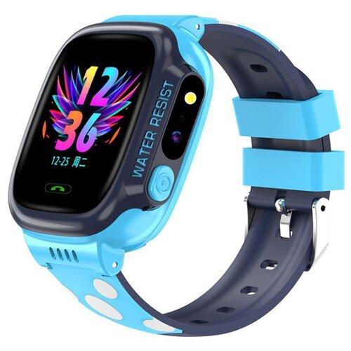 Детские умные часы Smart Baby Watch Y92, голубой детские умные часы smart baby watch kt16 голубой