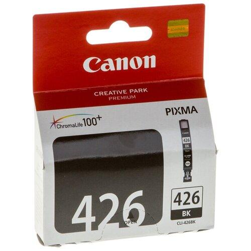 Фото - Картридж Canon CLI-426BK (4556B001) картридж canon cli 471y 0403c001