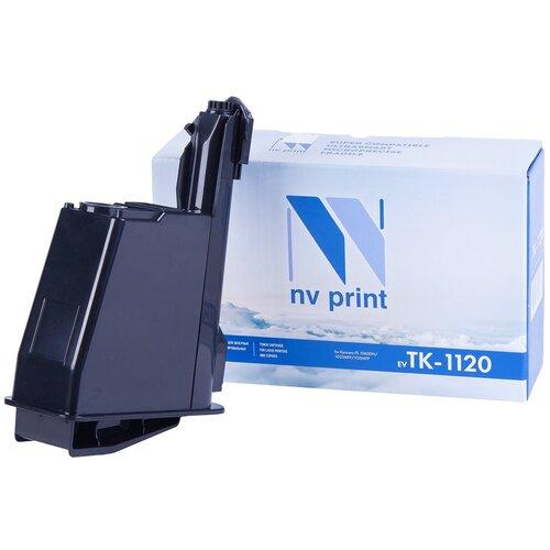 Фото - Картридж NV Print TK-1120 для Kyocera, совместимый картридж nv print tk 1150 для kyocera совместимый