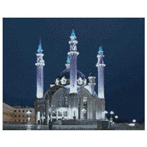 Гранни Набор алмазной вышивки Мечеть Кул Шариф (ag5826) 48x38 см
