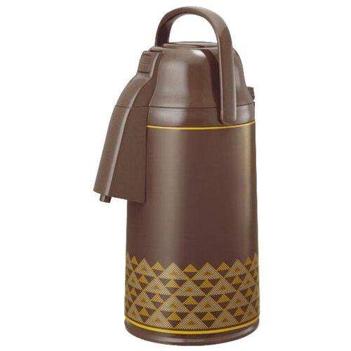 Помповый термос Zojirushi VRKE-30N, 3 л золотисто-коричневый