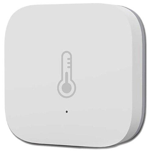 Датчик температуры, влажности и давления Xiaomi Aqara Temperature Humidity Sensor датчик xiaomi aqara temperature humidity sensor wsdcgq11lm