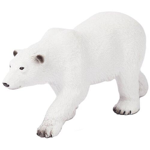 Фигурка Mojo Белый медведь 387183, 5 см