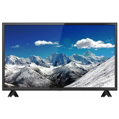 Телевизор Erisson 32LM8110T2 32, черный телевизор erisson 43 43flm8000t2 черный