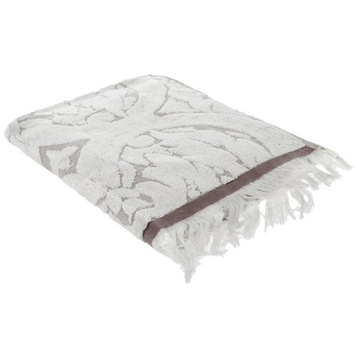 Фото - Guten Morgen полотенце Лакшми банное 70х130 см серо-бежевый guten morgen полотенце пейсли банное 70х130 см коралл