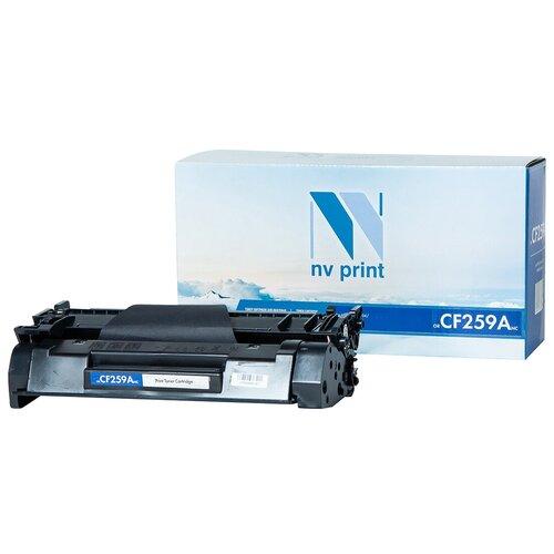 Фото - Картридж NV Print CF259ANC для HP, совместимый картридж nv print ce412a для hp совместимый