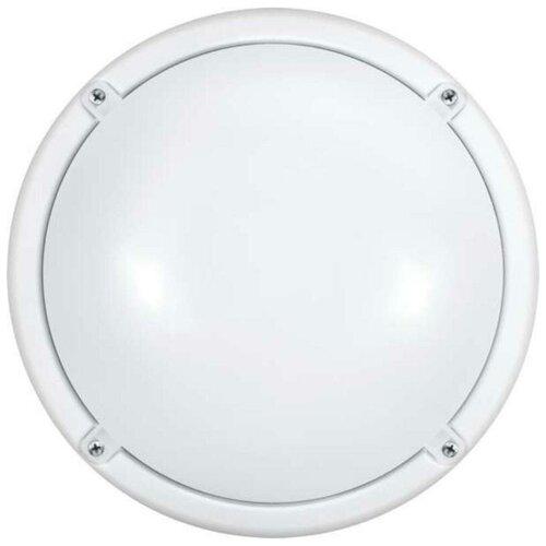 Фото - ОНЛАЙТ Светильник OBL-R1-7-4K-WH-IP65-LED- SNRV онлайт 61193 светильник светодиодный жкх obl r1 7 6 5k wh ip65 led