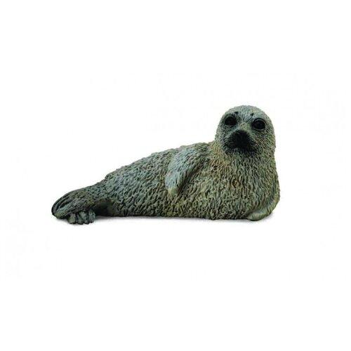 Фигурка Collecta Детеныш пятнистого тюленя 88681, 2.4 см