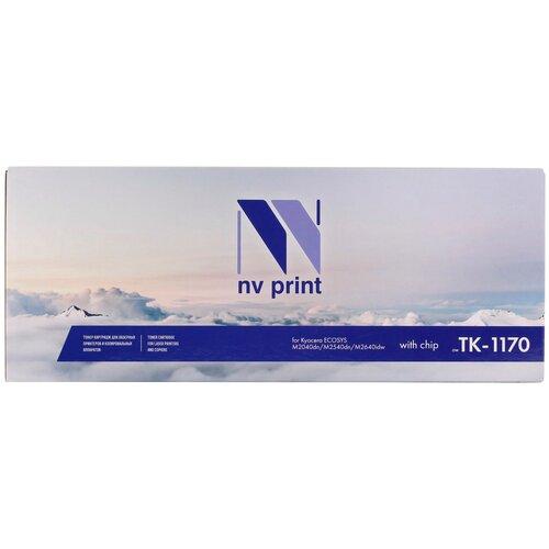 Фото - Картридж NV Print TK-1170 для Kyocera, совместимый картридж nv print tk 1150 для kyocera совместимый
