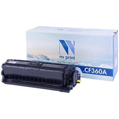 Фото - Картридж NV Print CF360A для HP, совместимый картридж nv print cf237x для hp совместимый