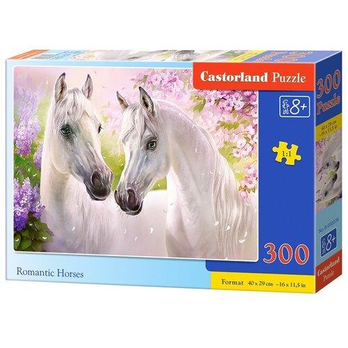 Купить Пазлы 300 Лошади Кастор В-030378, Castorland