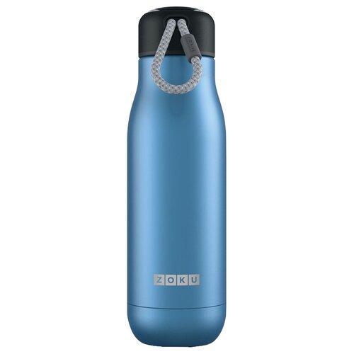 Термобутылка ZOKU ZK142, 0.5 л синий