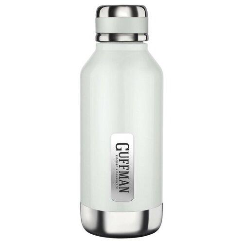 Термобутылка Guffman Sky, 0.5 л белый
