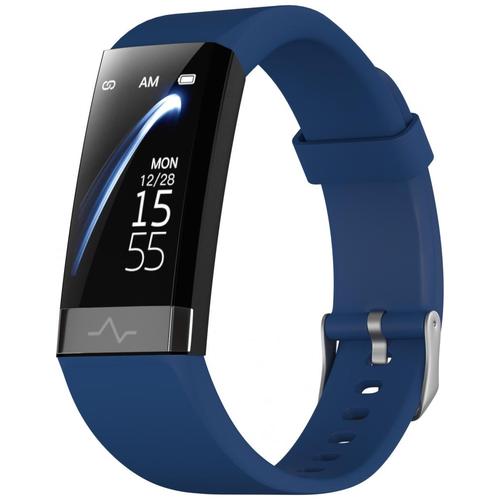 Умный браслет GSMIN CD01 (2020), синий