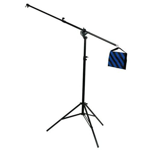 Фото - Стойка-журавль FST LSB-10, 185 см, до 5 кг, с мешком стойка godox 240f 240 см до 2 кг