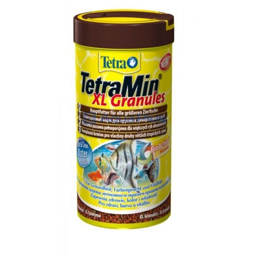 Фото - Tetra (корма) корм для всех видов крупных рыб, крупные гранулы tetra tetramin granules xl 189638, 0,102 кг, 44851 сухой корм для рыб tetra tetramin granules 200 г