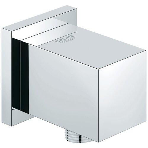 Фото - Подключение для душевого шланга Grohe Euphoria Cube 27704000 шланговое подключение grohe euphoria cube 27704000 хром