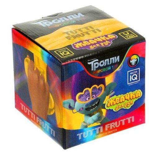 Жвачка для рук Master IQ Тролли Tutti Frutti