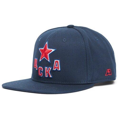 Бейсболка Atributika & Club ХК ЦСКА Snapback 207187