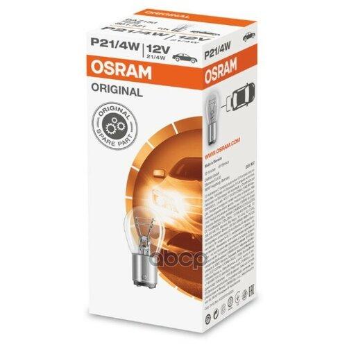 Лампа Osram 7225 12v 21/4w Задн.Фонари W210 2-Х Нитев. Osram арт. 7225