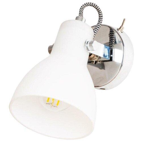 Фото - Бра Arte Lamp Fado A1142AP-1CC, с выключателем, 40 Вт бра arte lamp serenata a3479ap 1cc с выключателем 40 вт