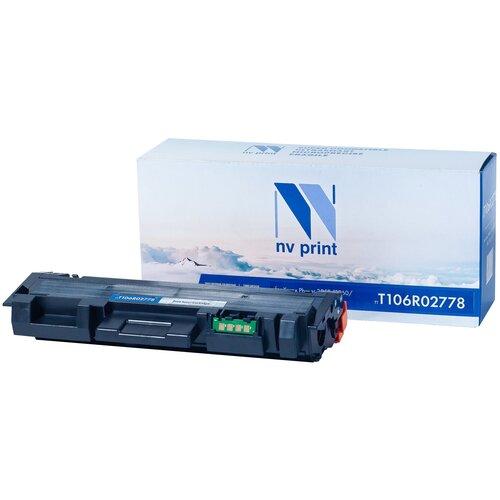 Фото - Картридж NV Print T106R02778 для Xerox, совместимый картридж nv print 006r01518 для xerox совместимый