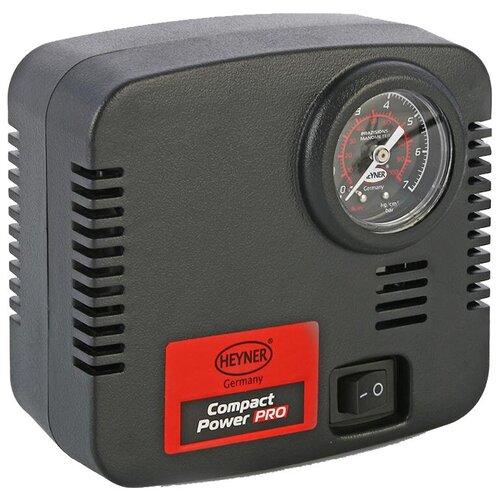 Фото - Автомобильный компрессор Heyner 235000 черный автокомпрессор heyner 235000