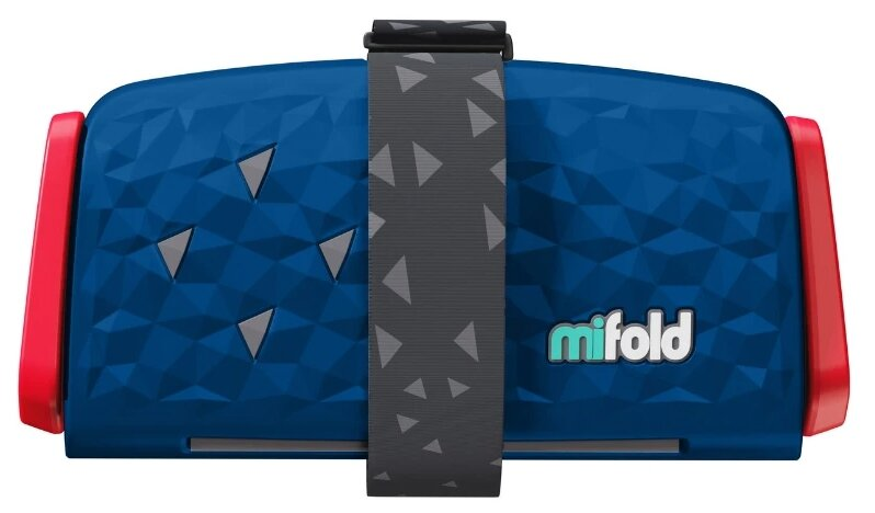 Бустер группа 2/3 (15-36 кг) Mifold The Grab-and-Go Comfort