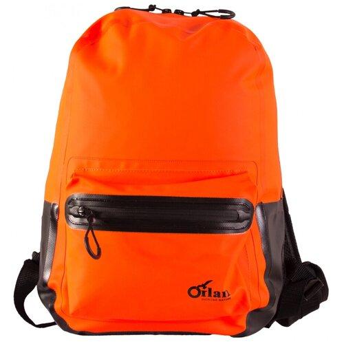 Рюкзак Orlan City II 20 сигнально оранжевый герморюкзак orlan лобстер 10 л красный