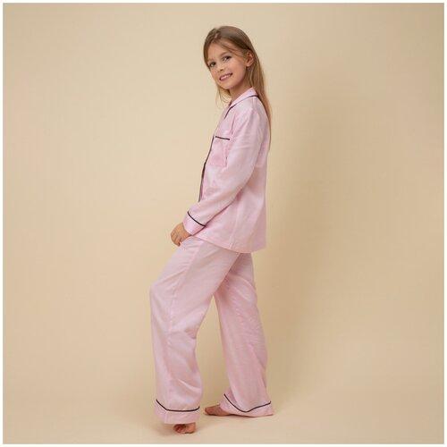 Купить Пижама детская из тенселя NICOLE HOME134140Pink, Домашняя одежда