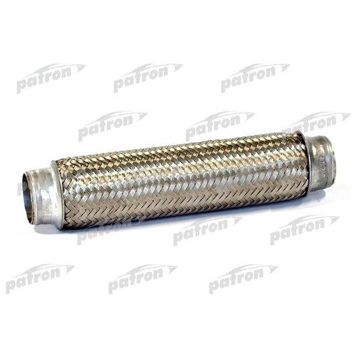Гофра глушителя PATRON EL40X260