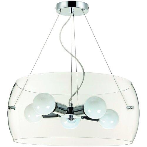 Люстра Arte Lamp Frescura A8057SP-5CC, E27, 200 Вт подвесная люстра arte lamp a9123lm 5cc