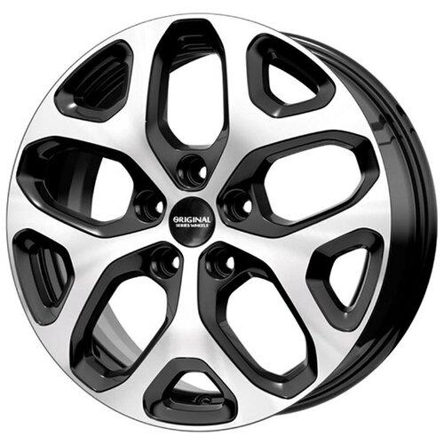 Фото - Колесный диск SKAD KL-307 6.5х17/5х114.3 D67.1 ET48, алмаз диск колесный стальной r16 astra j general motors 13259235