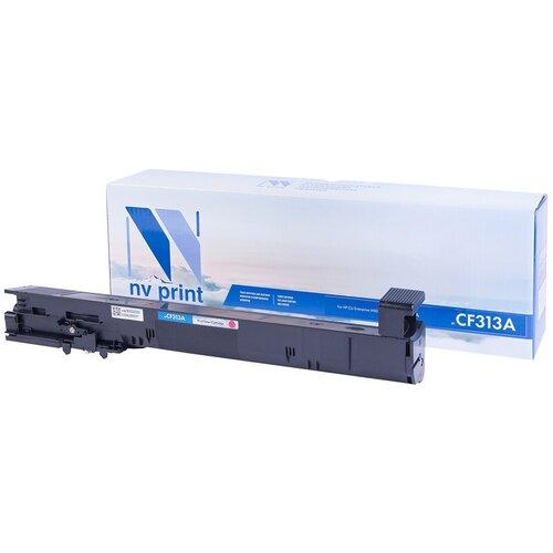 Фото - Картридж NV Print CF313A для HP, совместимый картридж nv print ce742a для hp совместимый