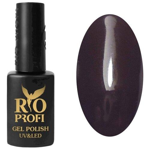 Купить Гель-лак для ногтей Rio Profi Классическая серия, 7 мл, 84 шоколадный фонтан