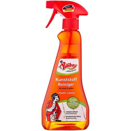 Poliboy Средство по уходу за пластиковыми поверхностями Kunstoff Reiniger, 0.375 л недорого