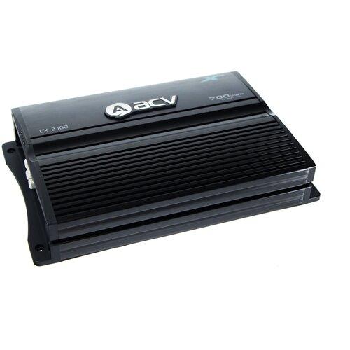 Фото - Автомобильный усилитель ACV LX-2.100 усилитель автомобильный acv zx 1 1800d черный [32070]