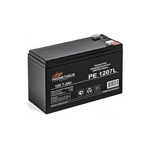 Аккумуляторная батарея Prometheus Energy PE 1207L 12 V 7 Ah 12V