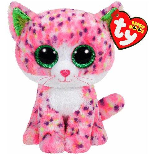 Мягкая игрушка TY Beanie boos Котёнок Sophie 15 см