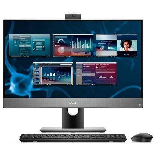 Моноблок DELL OptiPlex 7480 7480-7021 Intel Core i9-10900/32 ГБ/SSD/NVIDIA GeForce GTX 1650/23.8