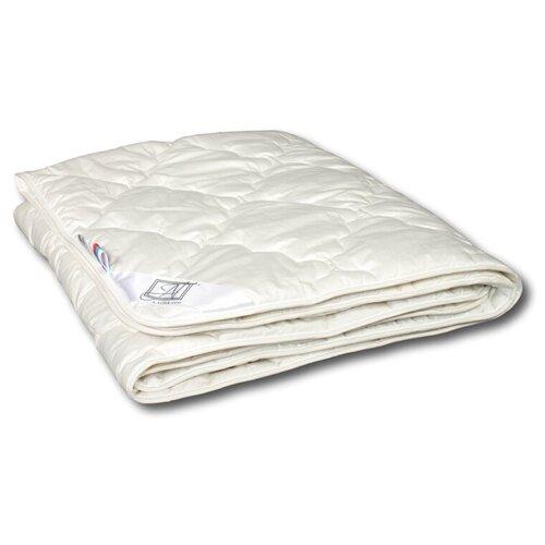 Фото - Одеяло АльВиТек Кашемир, легкое, 172 х 205 см (белый) одеяло альвитек соната легкое 172 х 205 см бежевый