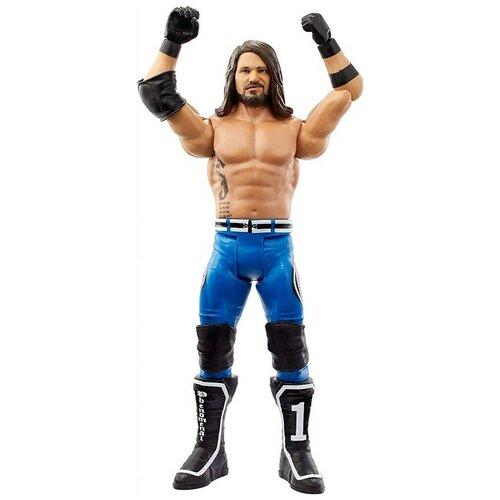 Фигурка Mattel AJ Styles WWE, 15 см