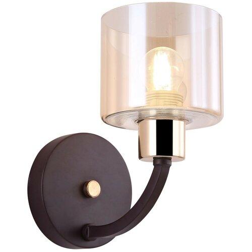 Настенный светильник FREYA Teodora FR5003WL-01B, 60 Вт