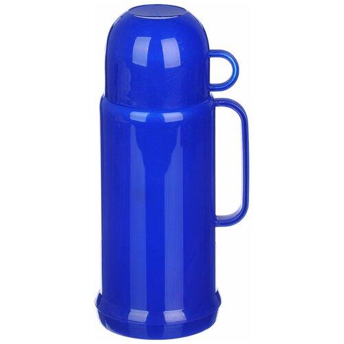 Классический термос Vetta 841-647, 0.6 л синий