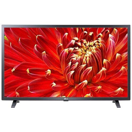Телевизор LG 32LM637BPLB 31.5 (2021), черный телевизор lg 32lm637bplb 32 hd ready