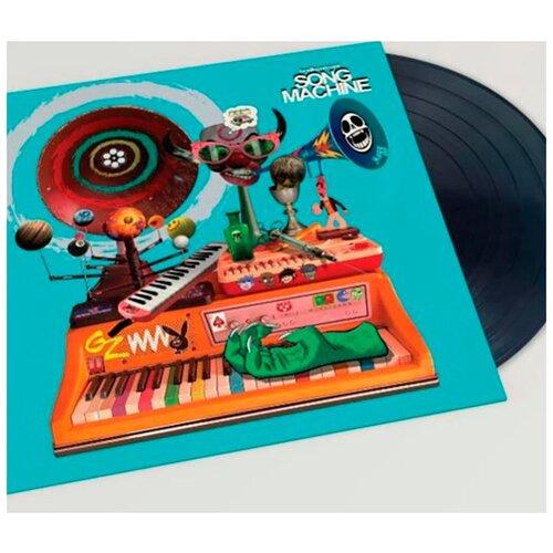 gorillaz gorillaz the fall Gorillaz – Gorillaz Presents Song Machine, Season 1 (2 LP)