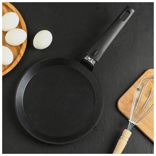 Сковорода блинная Традиция 22 см съемн.ручка 172942 сковорода d 24 см kukmara кофейный мрамор смки240а