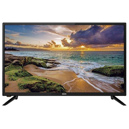 Фото - Телевизор BBK 32LEM-1066/TS2C 32 (2020), черный телевизор bbk 32lem 1052 ts2c