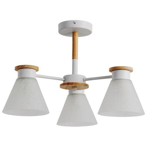 Люстра Arte Lamp Tyler A1031PL-3WH, 180 Вт