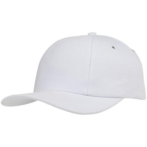 Бейсболка Bizbolka Capture, белая